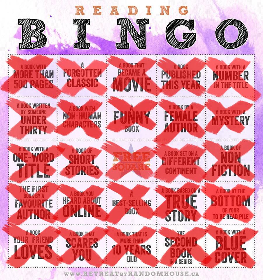 Grāmatu bingo